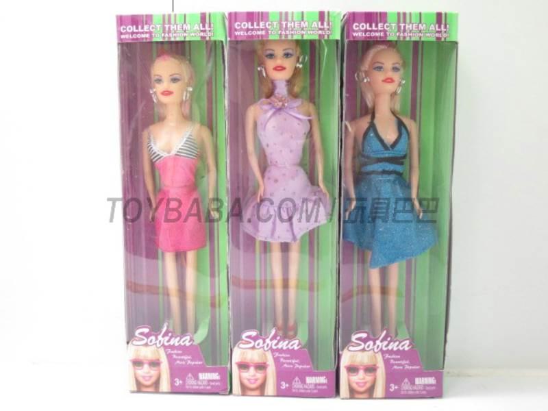 Sophia Fashion Barbie No.:BBL77100