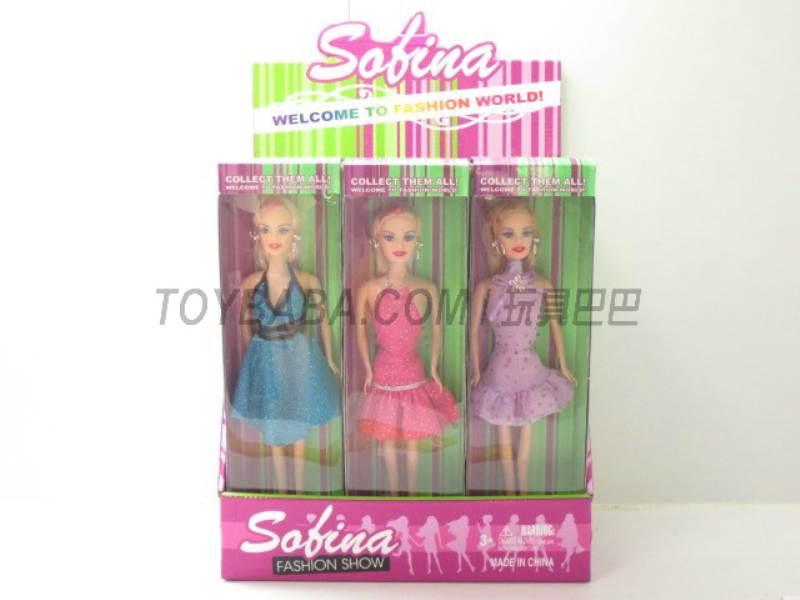 Sophia Fashion Barbie No.:BBL77100-10