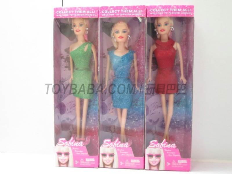 Sophia Fashion Barbie No.:BBL77104