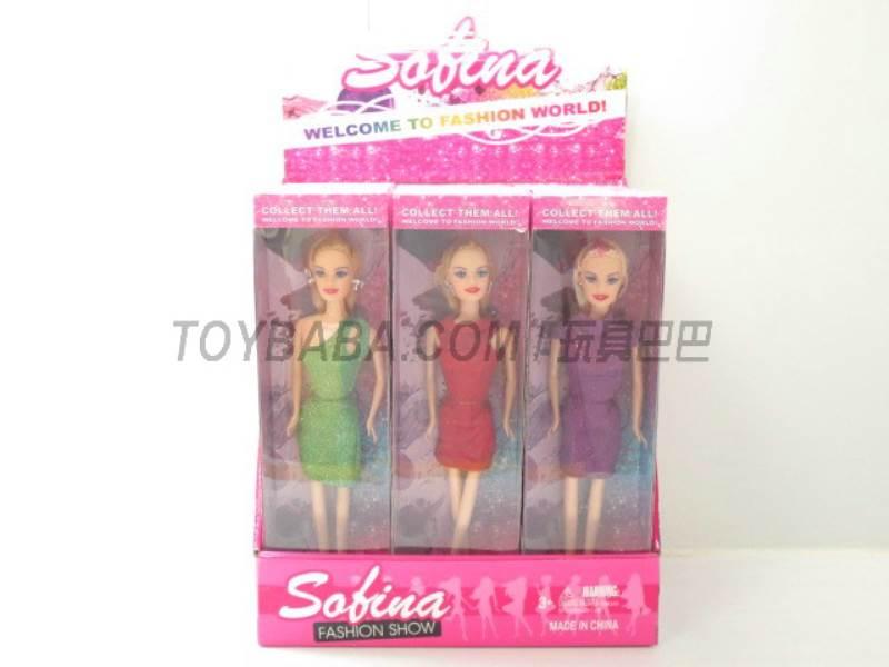 Sophia Fashion Barbie No.:BBL77104-10