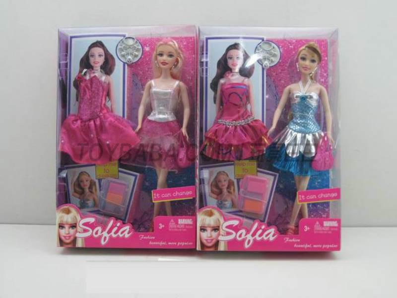 Sophia Fashion Barbie No.:BBL7711