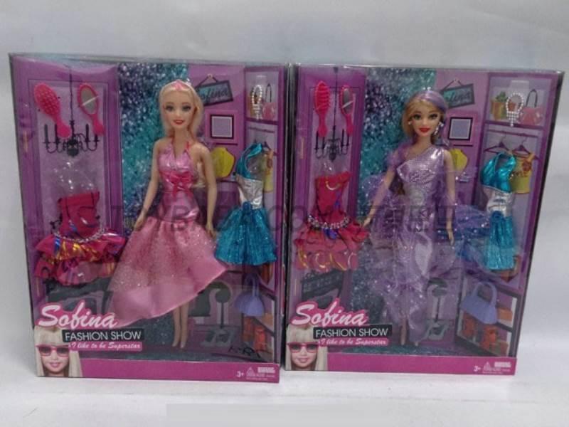Single Barbie Fashion No.:BBL77120