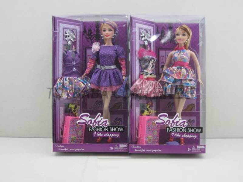 Sophia Fashion Barbie No.:BBL7718