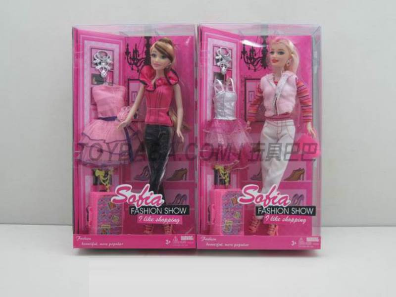 Sophia Fashion Barbie No.:BBL7719