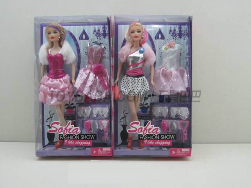 Sophia Fashion Barbie No.:BBL7721