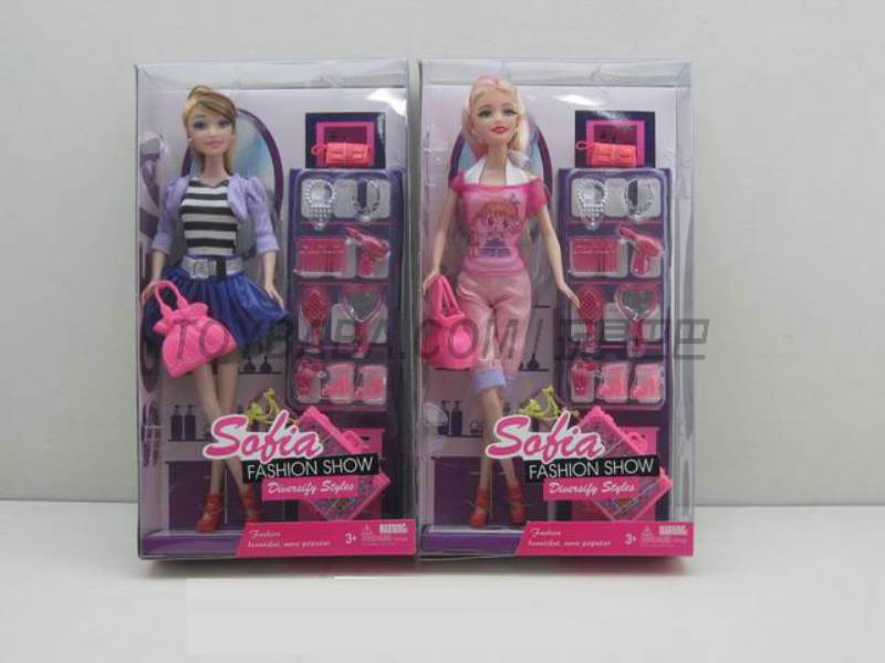 Sophia Fashion Barbie No.:BBL7725