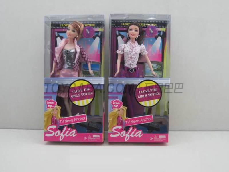 Sophia moderator Barbie No.:BBL7742