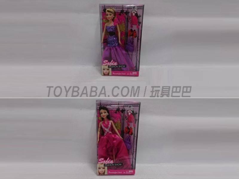Single Barbie Fashion No.:BBL7767