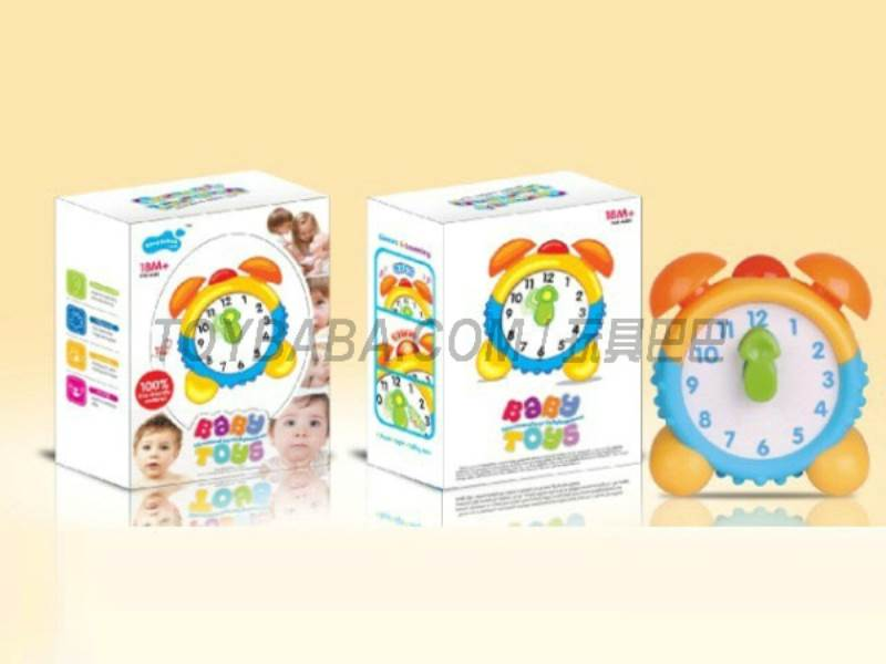 Baby toy clock No.:881