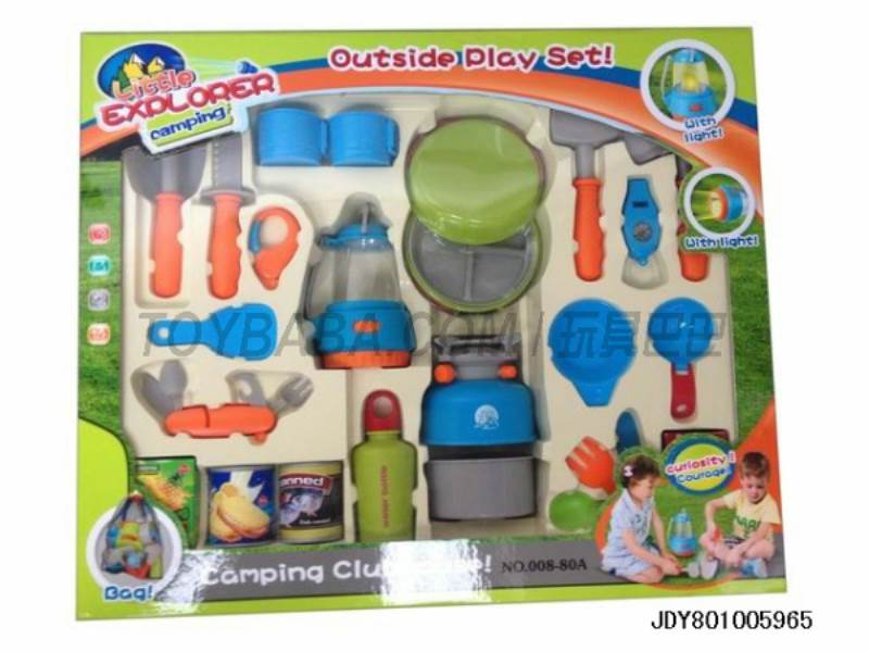 Camping SET No.:008-80A