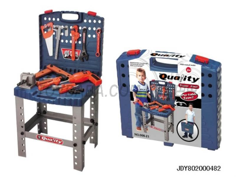 Assembled set of power tools No.:008-21