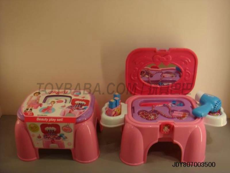 Dresser Furniture Chairs ( Pink ) No.:008-95A