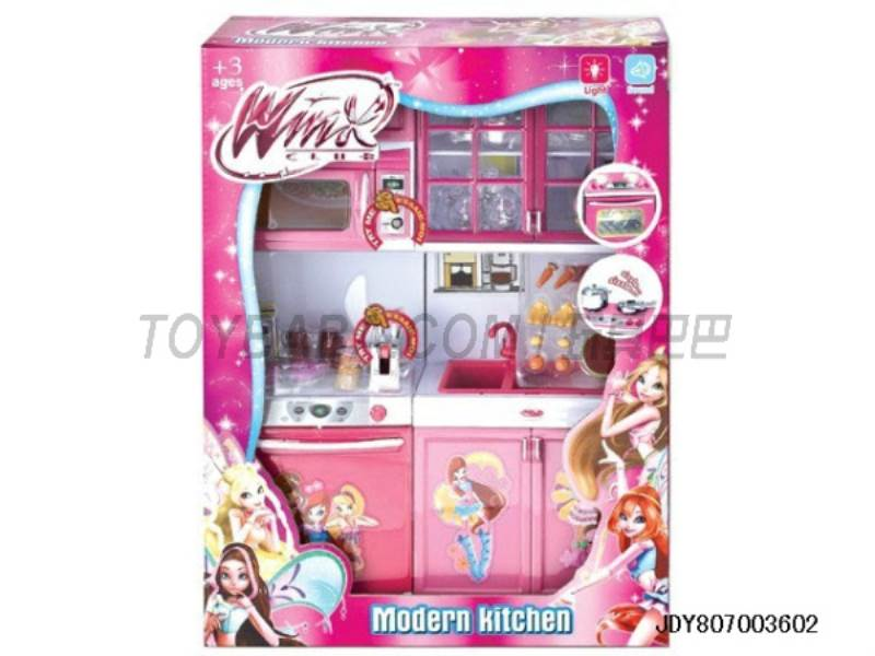 WINX kitchen combination ( light voice. Package 3 AG13 button ) No.:QF26216WN