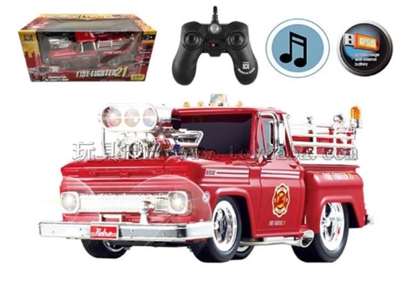 WANGFENG toys  R/C muscl car MK8123B