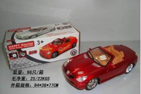 Electric Universal Racing Musical Cars with English Song No.:0689A