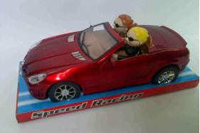 Painting Friction Cars with Dolls No.:6319