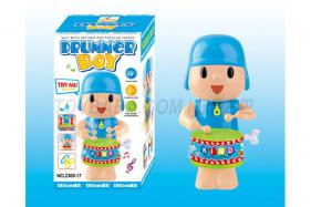 Wind up Swing Beating Drum NO.2369-17 No.:2369-17