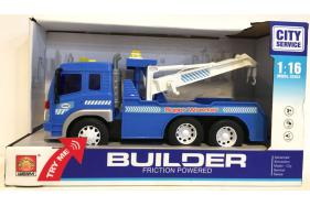 1??6 BUILDER FRICTION POWERED No.:TK124954
