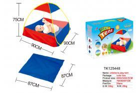 CHILDREN'S PLAY TENT No.:TK125448
