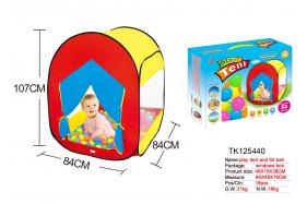 PLAY TENT AND 50 BALL No.:TK125440