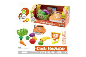 Cash Register No.:TK125414