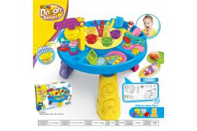Funny Muitiplayer Color Dough Set No.:TK125359