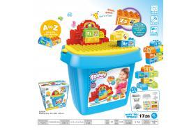 Toy Brick & Kitchen Bucket No.:TK125351