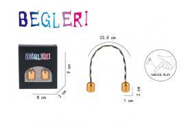 BEGLERI beadle (golden) No.:BX-138