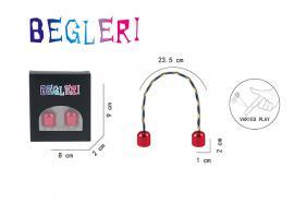BEGLERI beadle (red) No.:BX-135