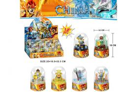 Legends of Chima Building block  6 styles 12pcs per box No.:ZB247