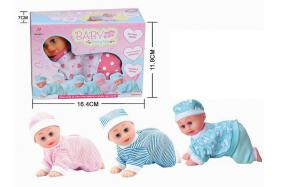 6.5 Inch electric sound singing and crawling doll No.:Jul-27