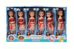 Moana barbie the ocean's edge(12 pcs per box) No.:6110B