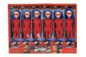 Eleven inch ladybug girl barbie(12 pcs per box) No.:8145A
