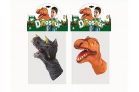 Dinosaur head hand puppets No.:0015B