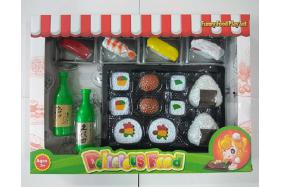 Food set No.:9661AB