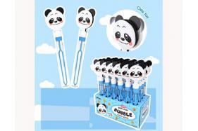 The panda patted the bubble stick(24 pcs per box) No.:2826L