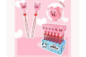 The pig patted the bubble stick(24 pcs per box) No.:2826K