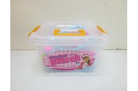 Environment-friendly soft gelatin medical kit No.:897-3