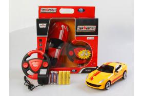 The package charge four - way remote control car No.:8828B