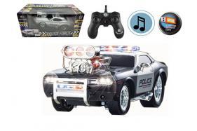2.4G 6-channel 1:14 scale remote control police cars No.:MK8125B