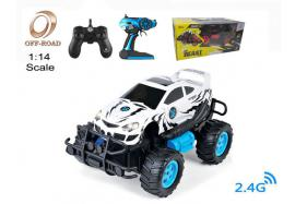 4-Function 2.4G R/C off-road Car with switchable sound and light No.:OR2662