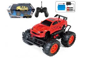 4-Function R/C off-road Car No.:OR681B