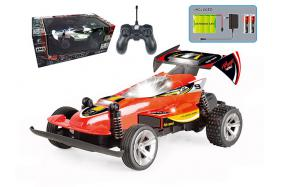4-Function high speed R/C Buggy 1:20 scale (with 3D lights and contrller with sound) No.:BS619B