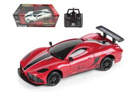 2.4G 4-channel remote control muscle car in 1:18 scale(front with light) No.:MK2517