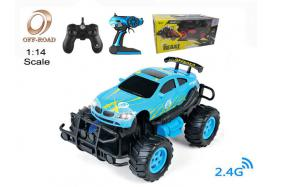 4-Function 2.4G R/C off-road Car with switchable sound and light No.:OR2663
