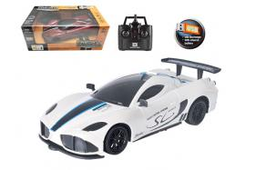 2.4G 4-channel remote control muscle car in 1:18 scale(front with light) No.:MK2517B