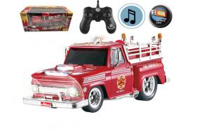 2.4G 6-channel 1:14 scale remote control muscle fire-fighting truck No.:MK8023B