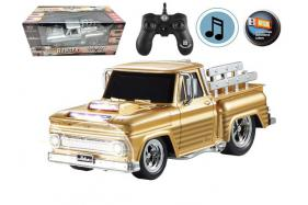 2.4G 6-channel 1:14 scale remote control muscle truck No.:MK8022B