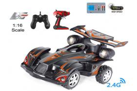 4-Function 2.4GHz high speed R/C Buggy 1:16 scale with switchable sound and speeding-up function No.:BG2015B