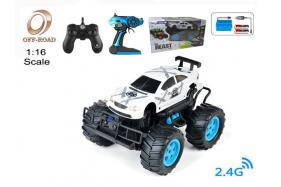 4-Function 2.4G R/C 1:16 off-road Car with rechargeable battery No.:OR2682B